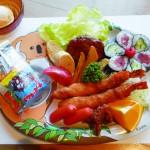 お子様ランチ(寿司入り)1,050円